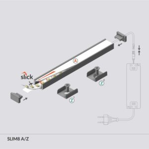 LED_profile_SLIM8_diagram